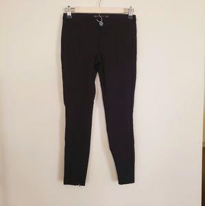 Zara black super skinny pant size xs